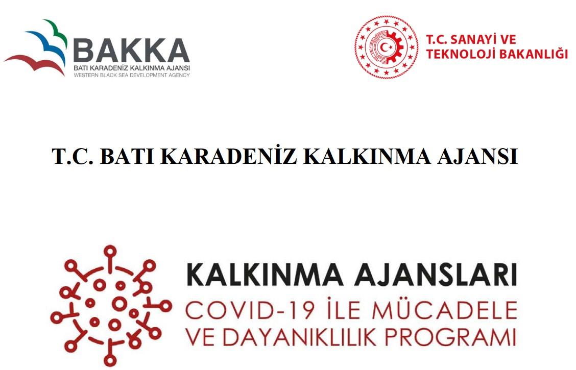 Batı Karadeniz Kalkınma Ajansı Zonguldak- Bartın – Karabük COVID-19 ile Mücadele ve Dayanıklılık Programı