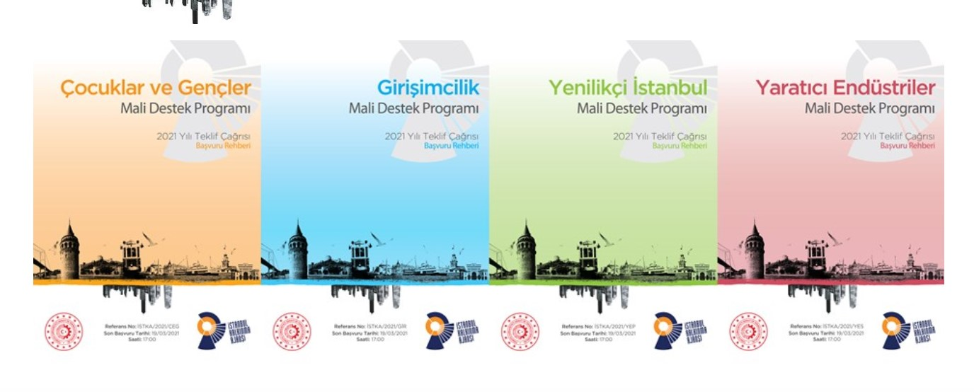İstanbul Kalkınma Ajansı Girişimcilik, Yenilikçi İstanbul, Yaratıcı Endüstriler, Çocuklar ve Gençler Mali Destek Programı