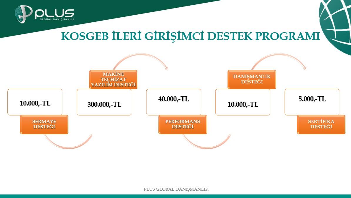 KOSGEB İleri Girişimci Destek Programı